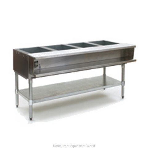 Eagle AWT4-LP-1 Serving Counter Hot Food Steam Table Gas