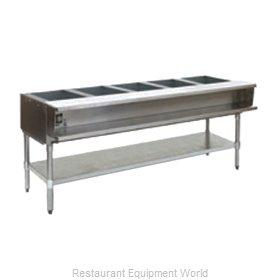 Eagle AWT5-LP-1X Serving Counter, Hot Food, Gas