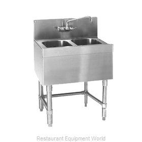 Eagle B2-2-24 Underbar Sink Units