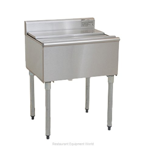 Eagle B2IC-16D-18 Underbar Ice Bin Cocktail Station
