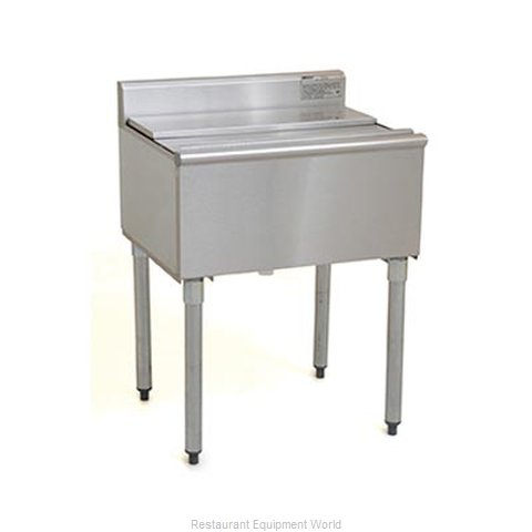 Eagle B2IC-18-X Underbar Ice Bin/Cocktail Unit