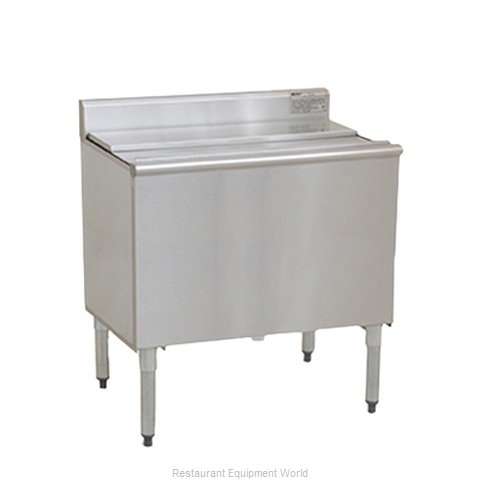 Eagle B30IC-16D-18-7 Underbar Ice Bin/Cocktail Unit (Magnified)