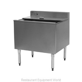 Eagle B30IC-22-7 Underbar Ice Bin/Cocktail Unit