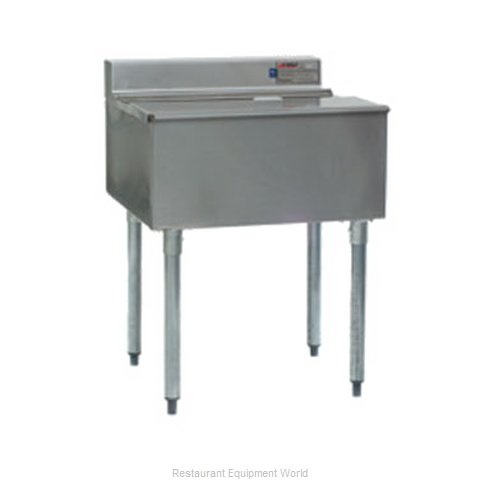 Eagle B36IC-22-7 Underbar Ice Bin/Cocktail Unit