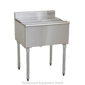 Eagle B48IC-16D-18 Underbar Ice Bin Cocktail Station