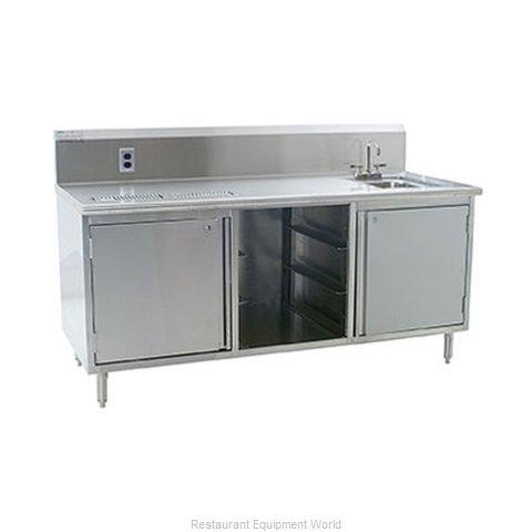 Eagle BEV3084SEM-10BS/L Beverage Counter