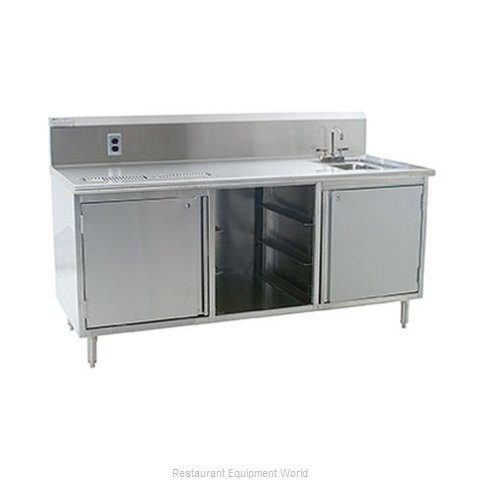 Eagle BEV3096SEM-10BS/R Beverage Counter