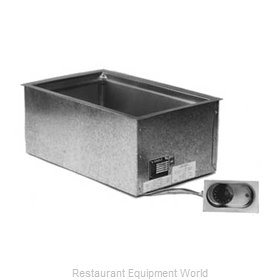 Eagle BM1220FW-277TI-D Hot Food Well Unit Electric Built-In Bottom Mount