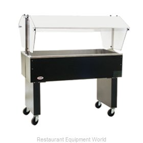 Eagle BPCP-3-X Serving Counter Cold Pan Salad Buffet