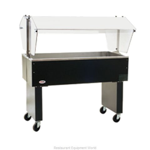 Eagle BPCP-3 Portable Buffet Cold Pan Units (Magnified)