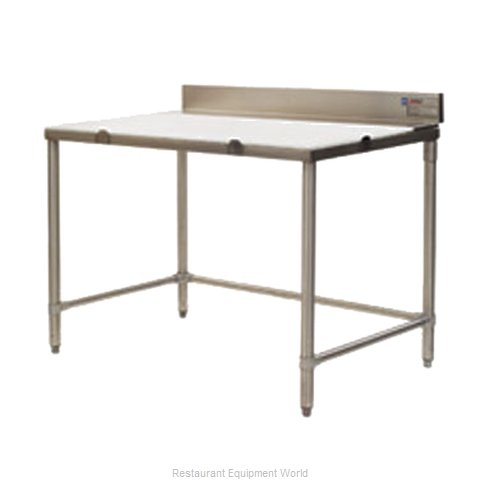 Eagle BT24120S Work Table, Poly Top
