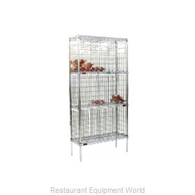 Eagle BW1448BL-SC Shelving Unit Wine