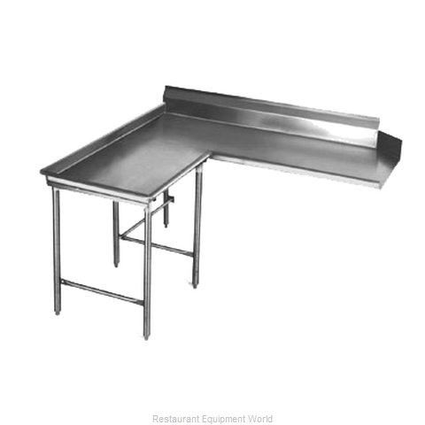 Eagle CDTCIL-48-16/4 Dishtable Clean L Shaped