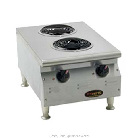 Eagle CLC-208-2-X Hotplate, Countertop, Electric