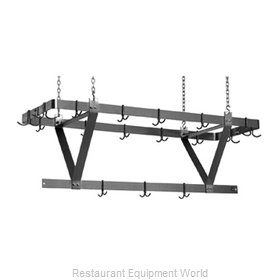 Eagle CM60APR-X Pot Rack, Ceiling Hung