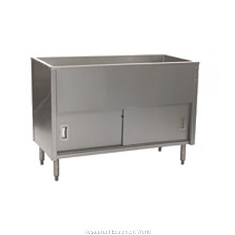 Eagle CP5OB Serving Counter Cold Pan Salad Buffet