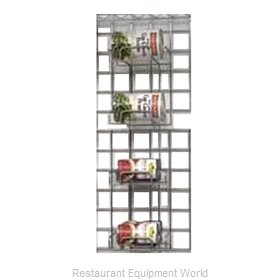 Eagle CR4D-X Shelving, Wall Grid Accessories