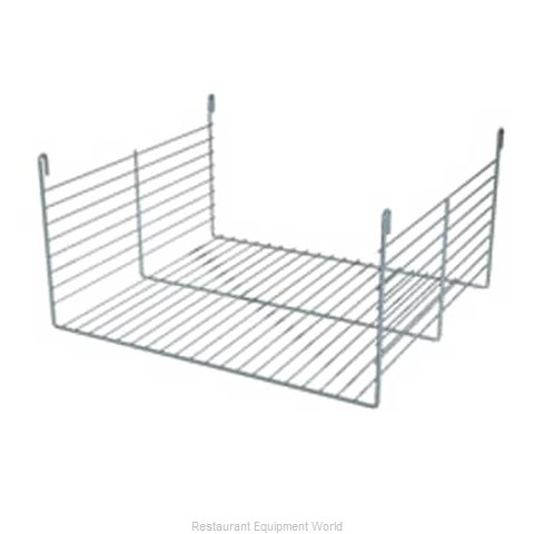 Eagle DB-X Shelving Wall Grid Accessories (Magnified)