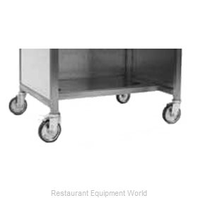 Eagle DC24E-RSU Work Table, Undershelf