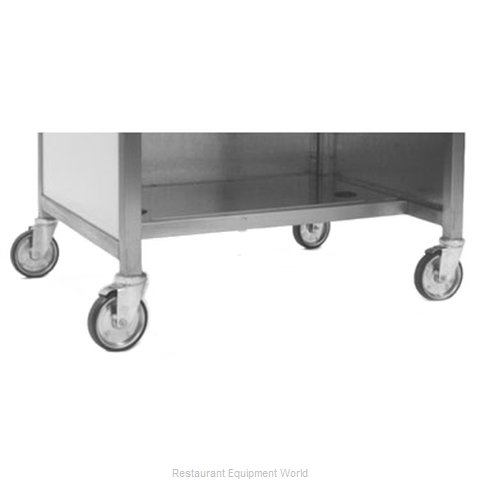 Eagle DC6-RSUL Work Table, Undershelf (Magnified)