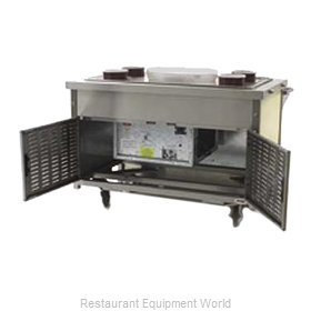 Eagle DCS4-CFUR Serving Counter, Cold Food