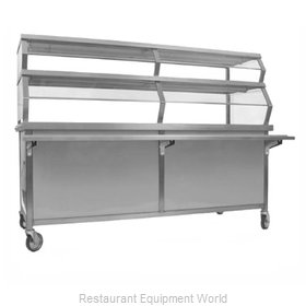 Eagle DCS4-STURB Serving Counter, Utility