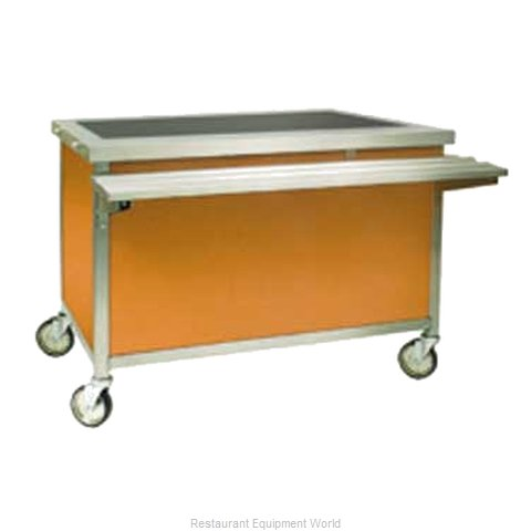 Eagle DCS6-HS Serving Counter, Hot Food, Electric
