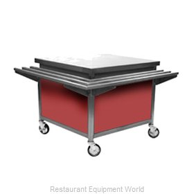 Eagle DCSC-CTU-OC Serving Counter, Utility
