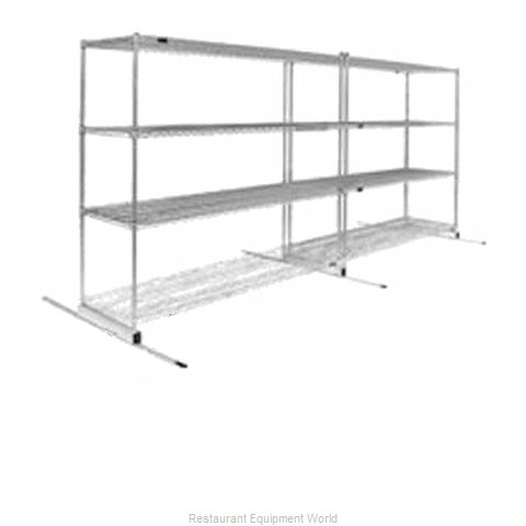 Eagle DDFT-14 Track Shelving Kit