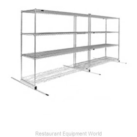 Eagle DDFT-20 Track Shelving Kit