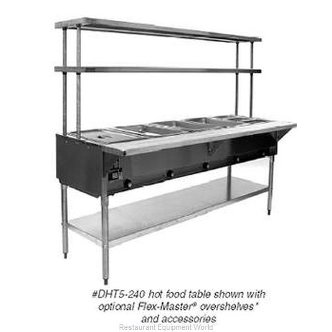 Eagle DHT5-240 Hot Food Table (Magnified)