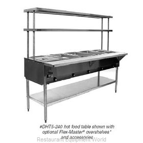 Eagle DHT5-240 Serving Counter, Hot Food, Electric
