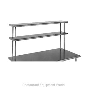 Eagle DOS10108-16/4 Overshelf, Table-Mounted