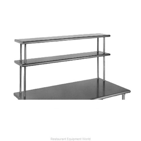 Eagle DOS12108-16/4 Overshelf, Table-Mounted (Magnified)