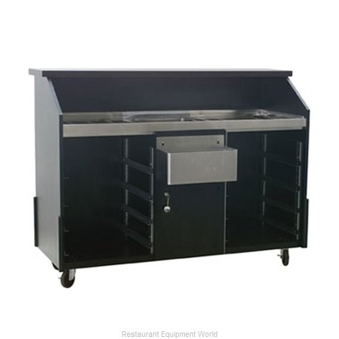 Eagle DPB-5 Portable Bar - Deluxe Unit