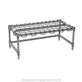 Eagle DR2430-C Dunnage Rack, Wire