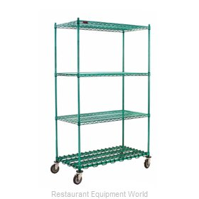 Eagle DS4-P74-2448Z Shelving Unit, Wire