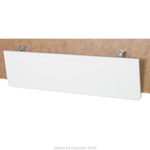 Eagle DSP-1236 Overshelf Wall-Mounted (Magnified)