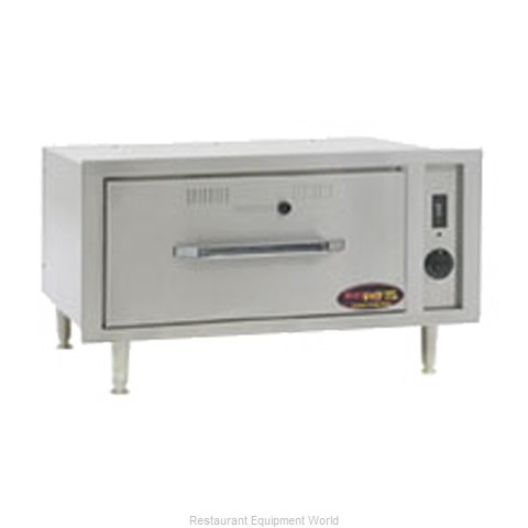Eagle DWW-1-120 Warming Drawer, Free Standing (Magnified)