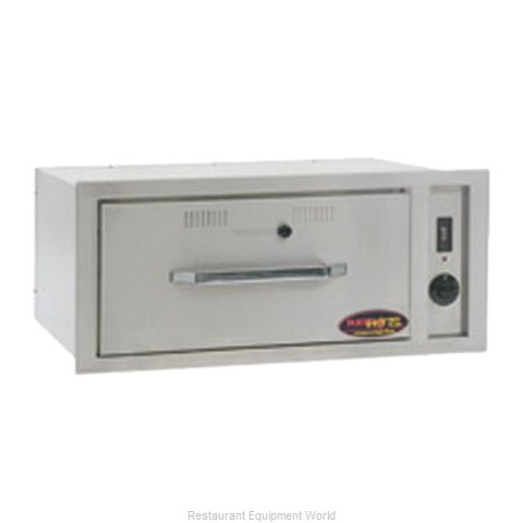 Eagle DWW-1BI-120-X Warming Drawer, Built-In (Magnified)