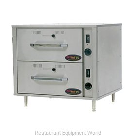 Eagle DWW-2-240-X Warming Drawer, Free Standing