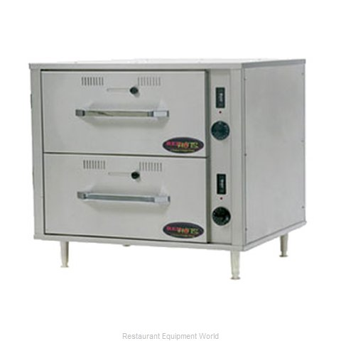 Eagle DWW-2-240 Warming Drawer, Free Standing (Magnified)