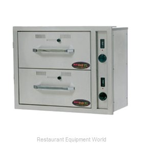 Eagle DWW-2BI-120-X Warming Drawer Built-in