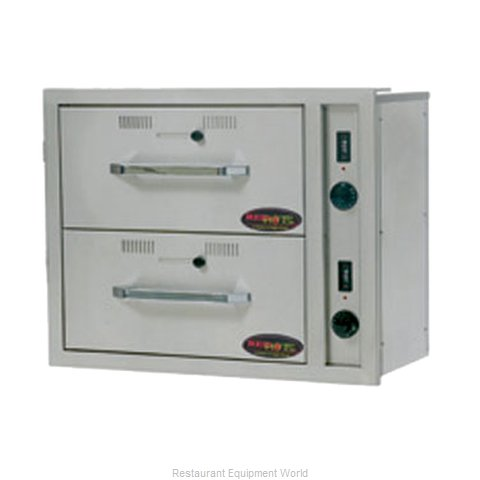 Eagle DWW-2BI-120 Warming Drawer, Built-In (Magnified)