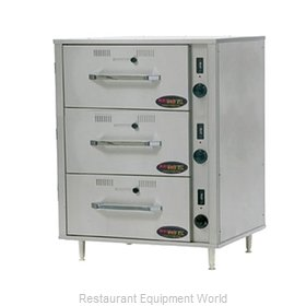 Eagle DWW-3-120-X Warming Drawer, Free Standing