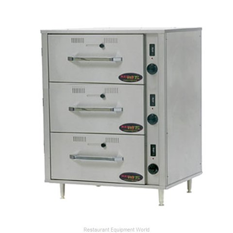 Eagle DWW-3-120 Warming Drawer Free Standing (Magnified)