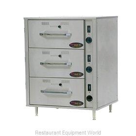 Eagle DWW-3-240-X Warming Drawer, Free Standing