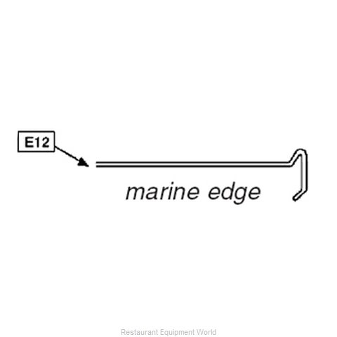 Eagle E12 Marine Edge
