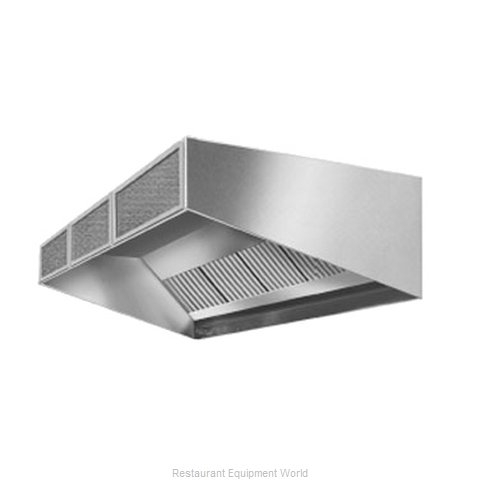 Eagle E167 Vent Hood Supply Fire Damper