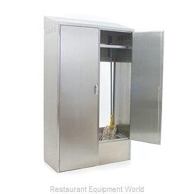 Eagle F1916-VSCS-DR Mop Sink Cabinet